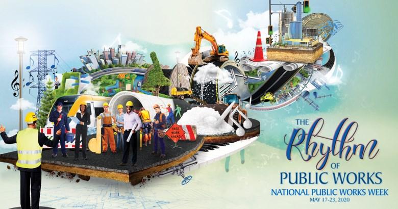 2020 National Public Works Week poster