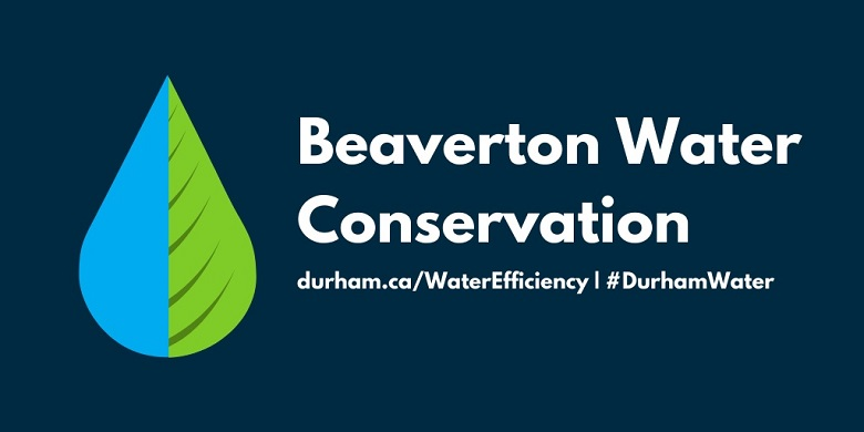 Notice for Beaverton residents to conserve water