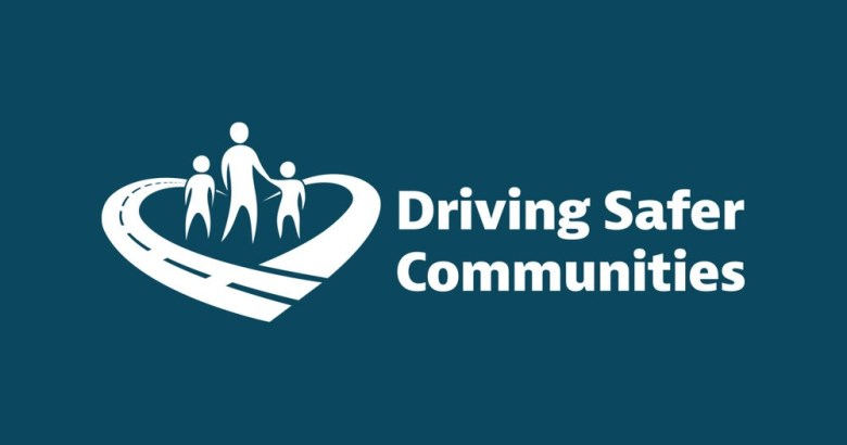 Driving Safer Communities poster