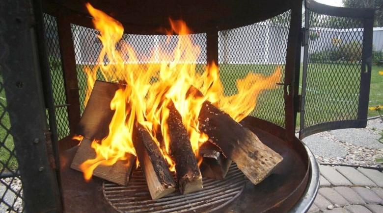 Recreational burning