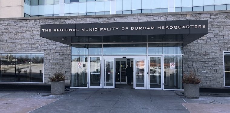 Region of Durham headquarters