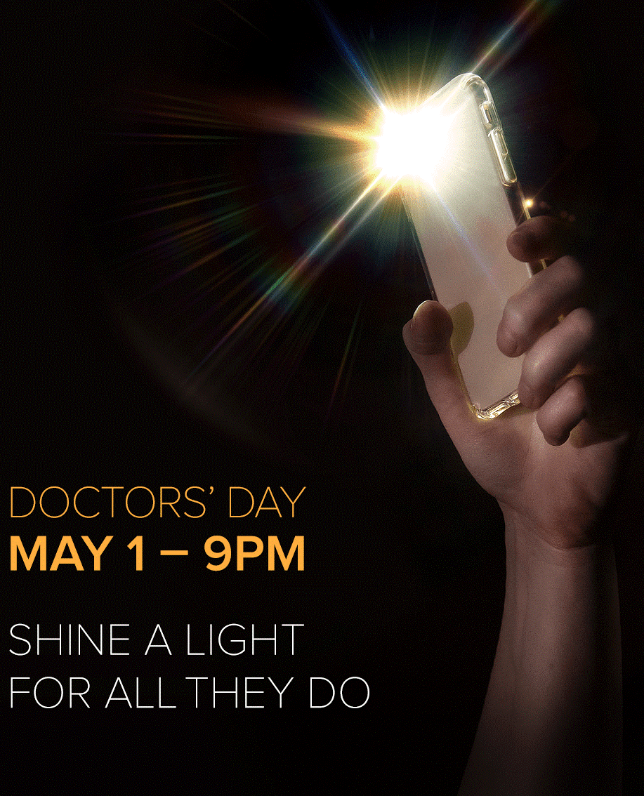 Doctor's Day Poster