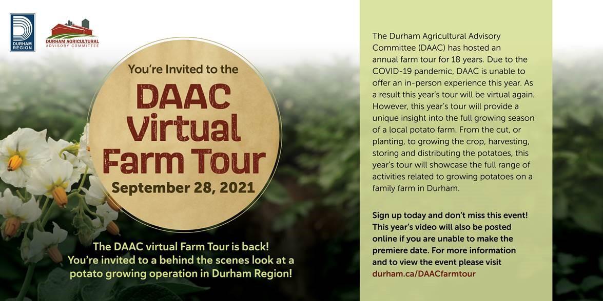 DAAC Virtual Farm Tour