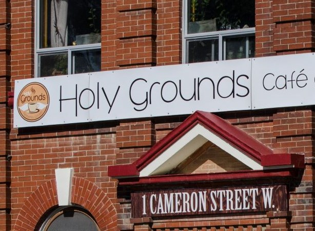 Holy Grounds Cafe