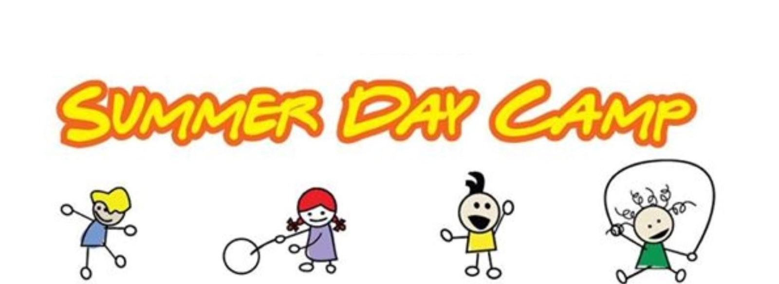Summer Day Camp Logo